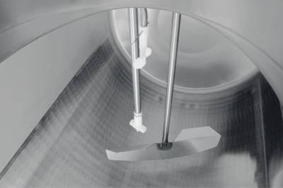 Notranjost hladilne cisterne TCool